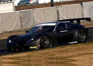 本田HSV-010 GT