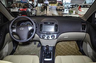 2011款 1.6L 手动舒适型