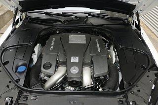 2014款 AMG S 63 L 4MATIC