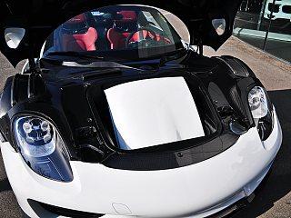 2014款 Spyder 4.6L