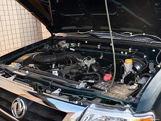 2013款 2.4L兴业版 汽油两驱标准型ZG24