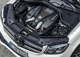 2016款 AMG GLS 63 4MATIC