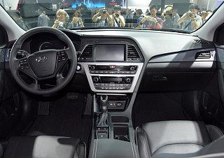 2016款 2.0L hybrid HL豪华型