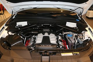 2013款 45 TFSI quattro 运动型