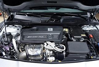 2016款 AMG CLA 45 海外版