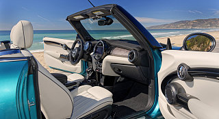 2016款 2.0T COOPER S CABRIO 加勒比蓝限量版