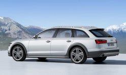 汽车导购:图解新款奥迪A6 配备矩阵式前大灯