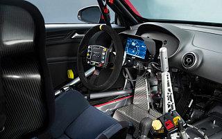 奥迪RS 3中控