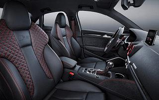 奥迪RS 3座椅