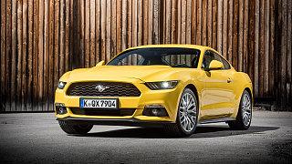 野马-Mustang