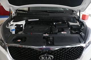 2015款 索兰托L 2.4L 汽油4WD定制版 7座 国IV