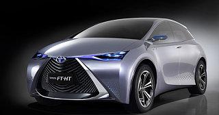 丰田FT-HT