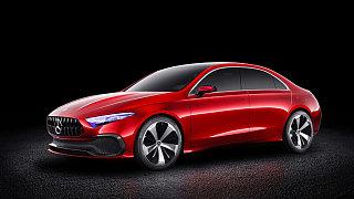 Concept A Sedan