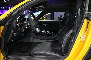 AMG GT座椅