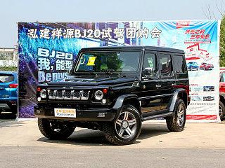 北京BJ80外观
