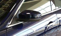 汽车资讯:全新奔驰E级尾灯实拍图 可自动调亮度