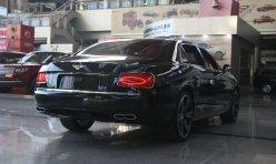 平行百科:限量版宾利飞驰现车 全国最优惠价格