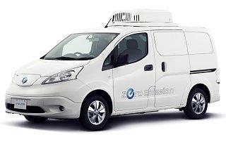 日产NV200新能源(海外)