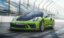 导购精选:保时捷911 GT3 RS改装HRE轮毂