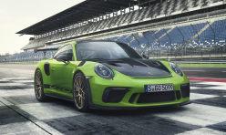 导购精选:经典延续 保时捷911 Turbo新车西安上市