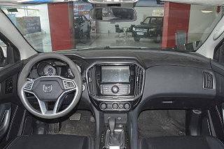 2.0T 自动两驱柴油豪华天窗版5座