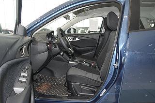 马自达CX-3座椅
