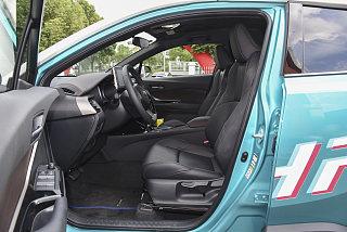 丰田C-HR座椅