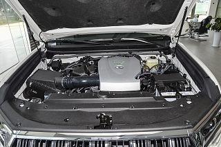 3.5L 自动TX-L尊享版后挂备胎
