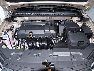 1.5L CVT舒适型