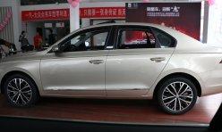 评测精选:哈飞新赛豹车身尺寸加长 外观酷似老宝来