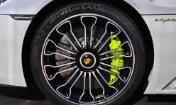 行业新闻:保时捷918 Spyder改装PUR RS23.M2轮毂