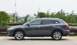 头条资讯:新车速递:马自达新一代CX-9最新消息