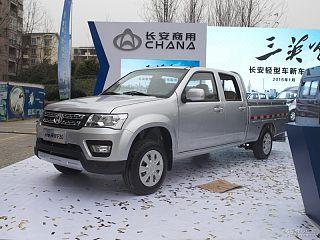 长安神骐F30 2018款 1.5L厢式运输车豪华型长轴DAM15L