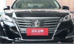 行业新闻:一汽丰田皇冠直降3.8万 黑色现车销售