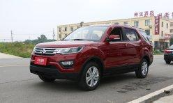 汽车百科:长安CX70青岛信利源接受预定 到店实拍