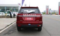 汽车资讯:天生豪擎 南京长安CX70T到店实拍