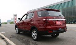 汽车百科:长安CX70内饰曝光 或配大尺寸液晶屏