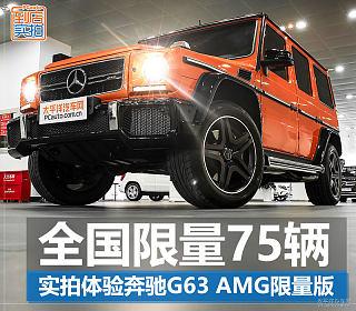 AMG G 63 时光铭刻特别版