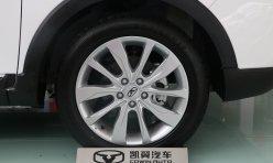 行业新闻:2016北京车展:凯翼V3七座SUV实车发布