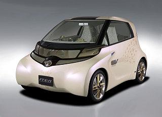 豐田FT-EV