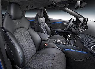 奥迪RS 7座椅