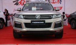 经验交流:2016濮阳第二届春季汽车展之众泰T600