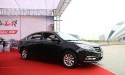 头条资讯:第三季度推出 众泰Z500实车图片曝光