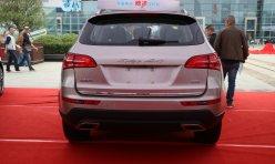 导购精选:6月内上市 2016款众泰T600正式下线