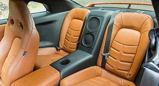 日产GT-R座椅