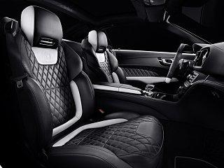 奔驰SL级AMG座椅