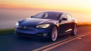 Model S外观