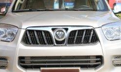 平行百科:匹配6AT变速箱 福田萨瓦纳自动挡谍照