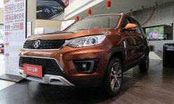 经验交流:绅宝X35上市 北京汽车加强SUV布局