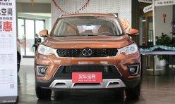 汽车资讯:2016北京车展:北汽绅宝X35首发亮相